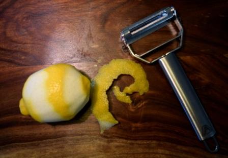 zest lemon
