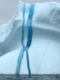 blue streak close up